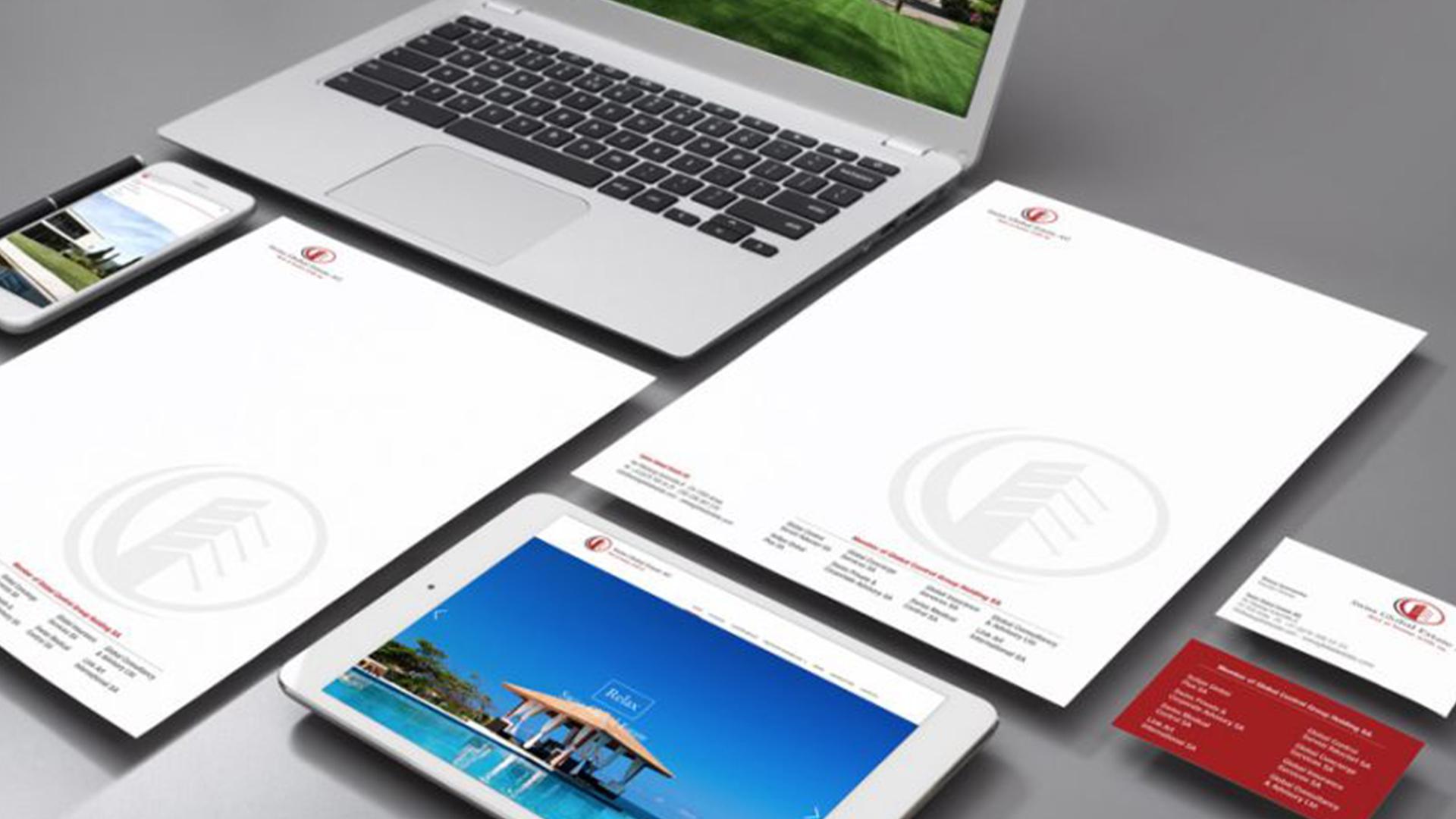 sito web e catalogo Swiss Global