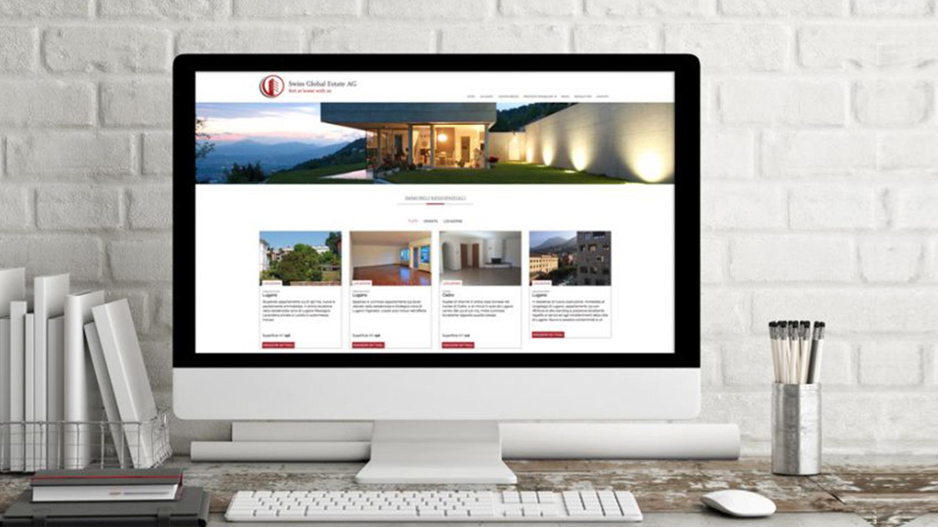 mockup pagina home Swiss Global